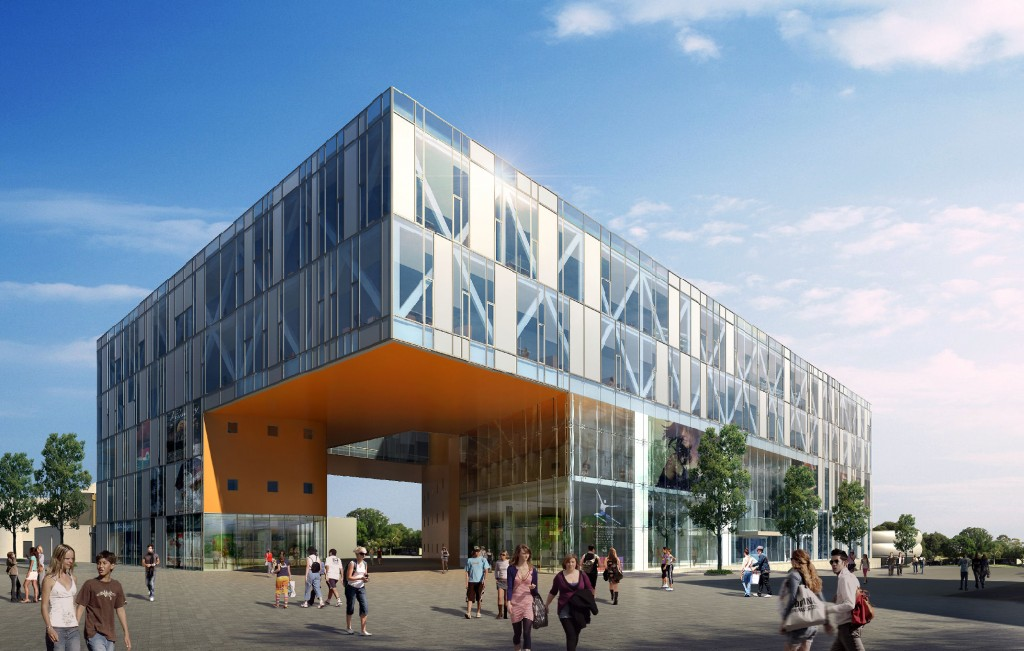 L'Università di Salford si amplia grazie al BIM