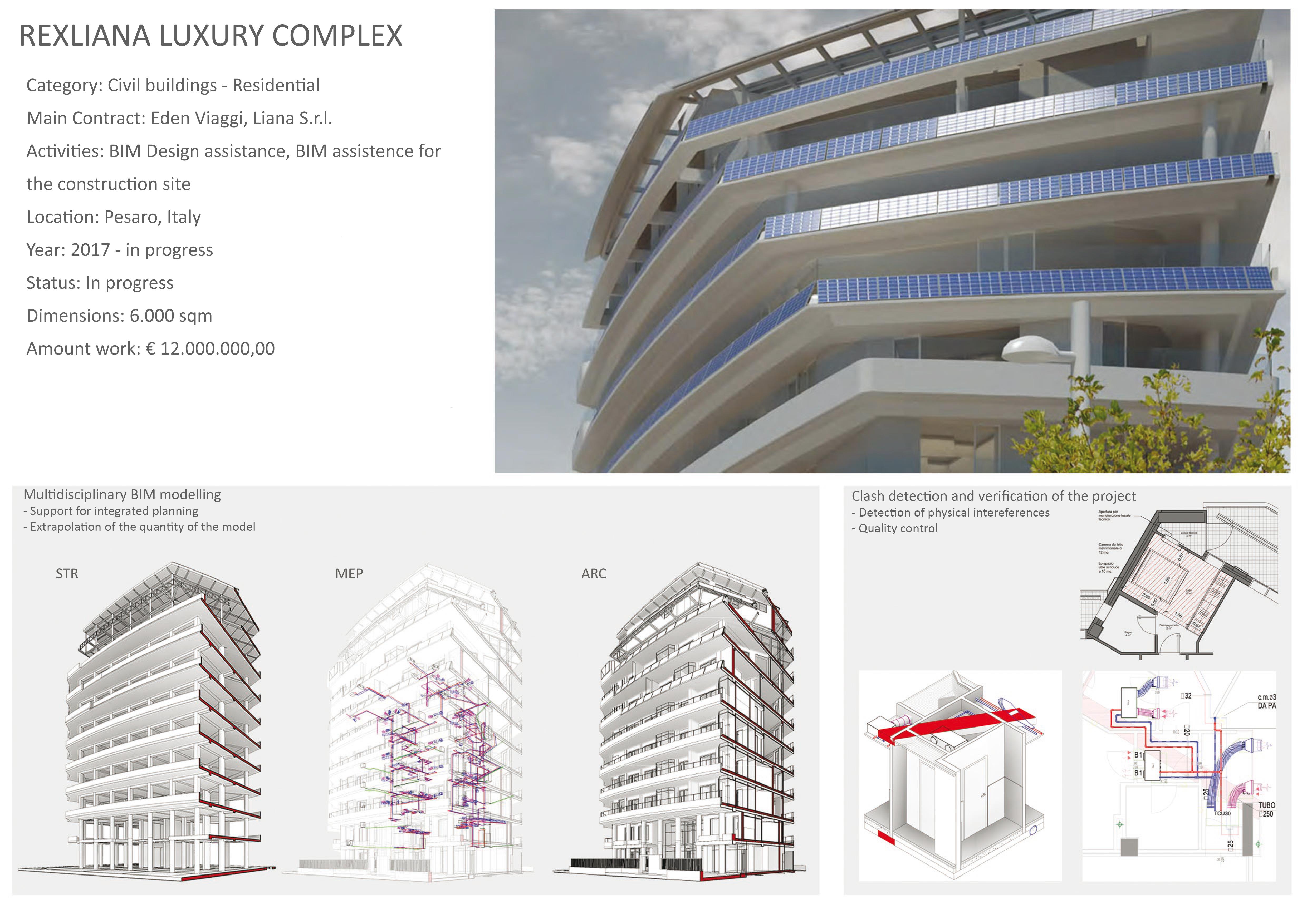 Complesso residenziale RexLiana