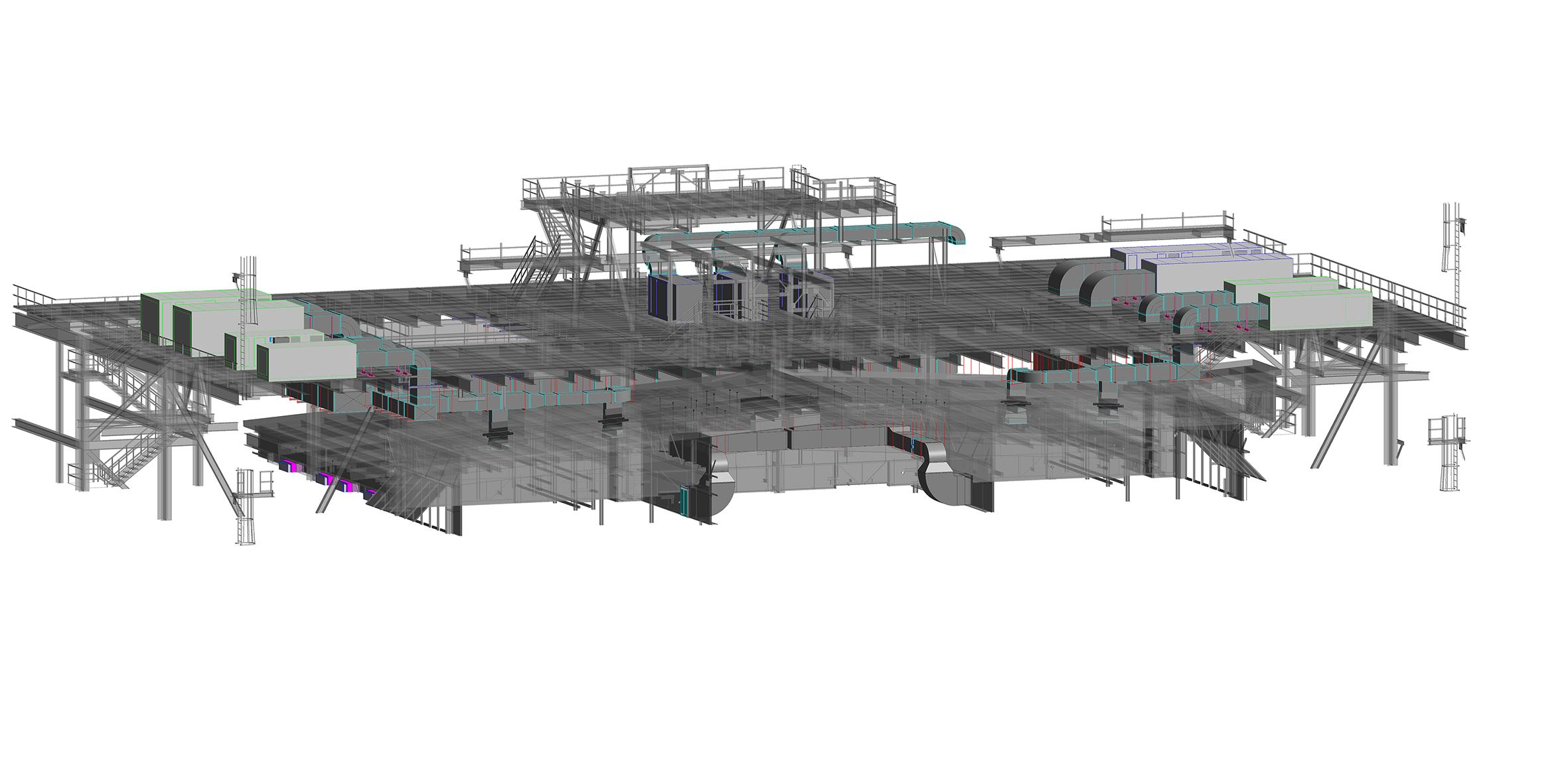 Progettazione e fabbricazione BIM di un Impianto Chimico Integrato in Nordamerica