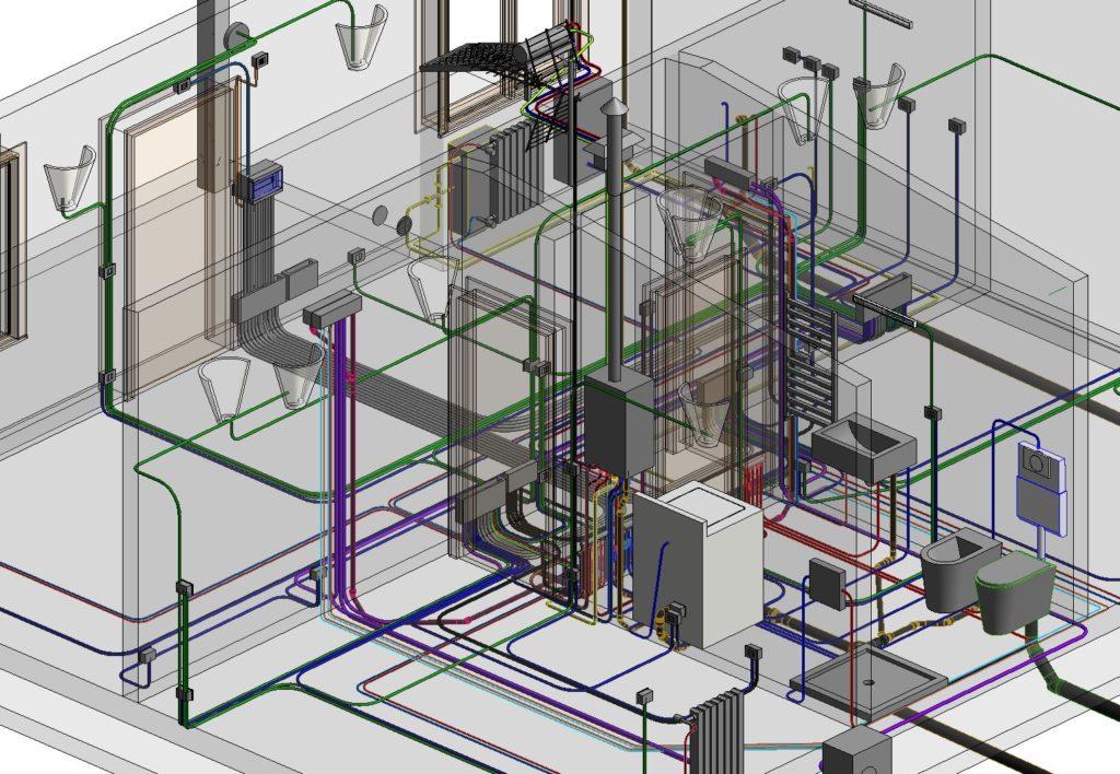 Progettazione LOD 500 Soluzioni Abitative d'Emergenza – Arquata del Tronto, Camerino, Pieve Torina
