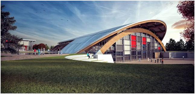 Progetto di centro sportivo ecosostenibile – Provincia di Como