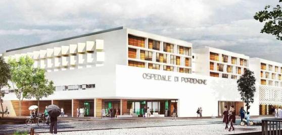 Nuovo Ospedale di Pordenone – Italy