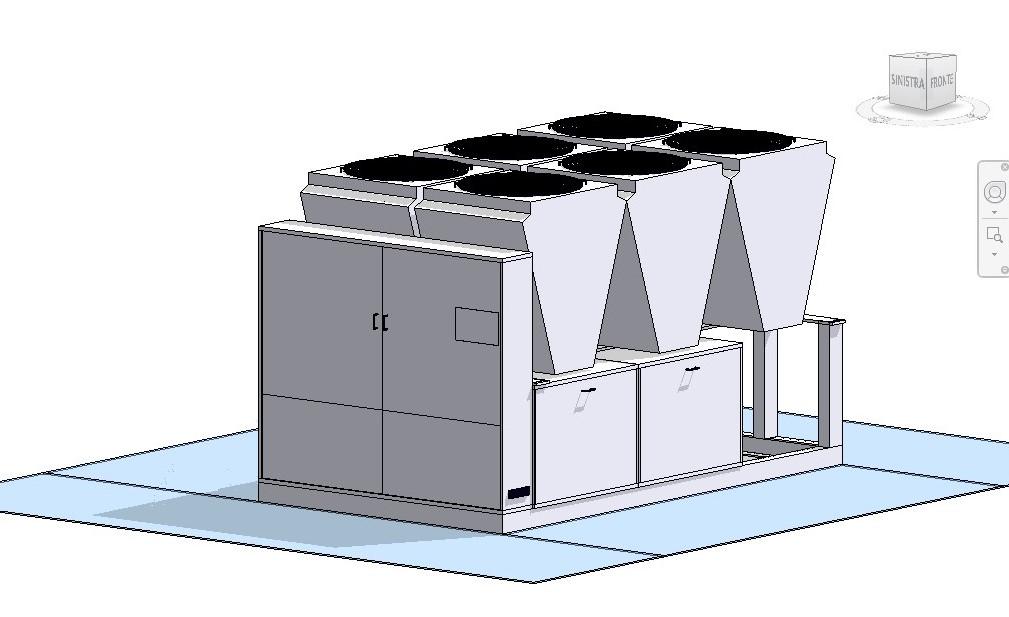Realizzazione oggetti BOM (Building Object Model) per l'industria 4.0
