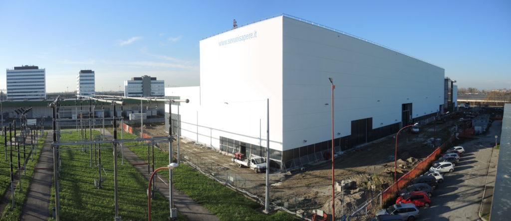 Edificio Neutral Beam Test Facility - Padova