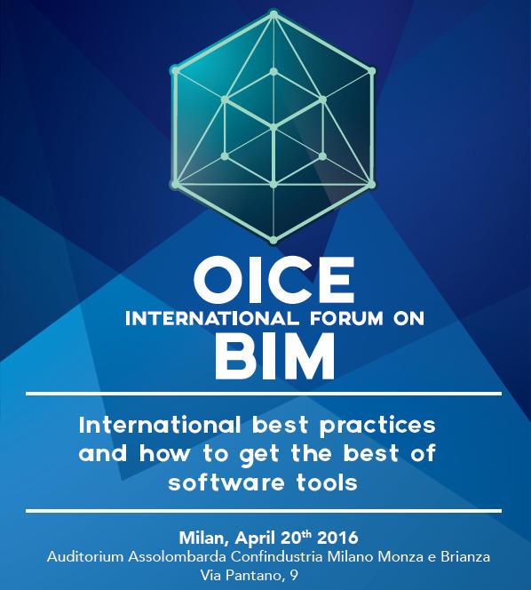 OICE presenta il Forum Internazionale sul BIM
