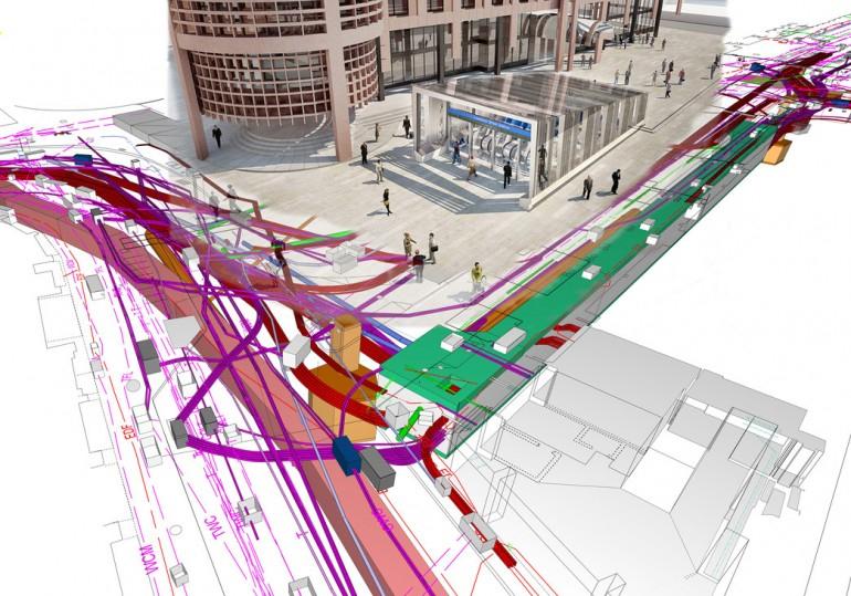 Crossrail sceglie il BIM
