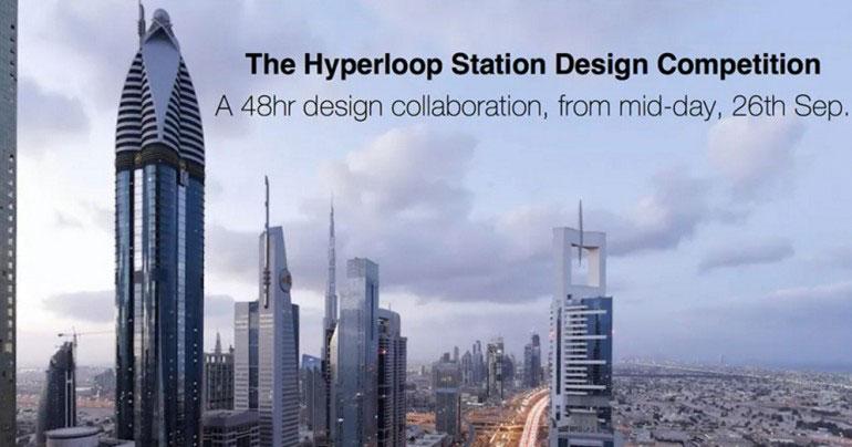 Hyperloop sbarca a Dubai grazie al BIM