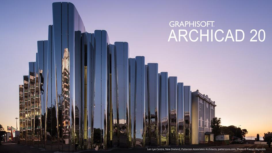 Graphisoft è sponsor di MI/ARCH 2016