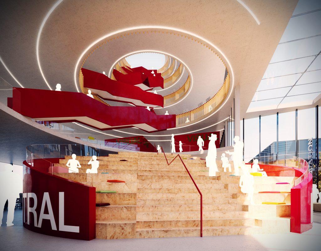 Il BIM per il Cardiff Innovation Centre
