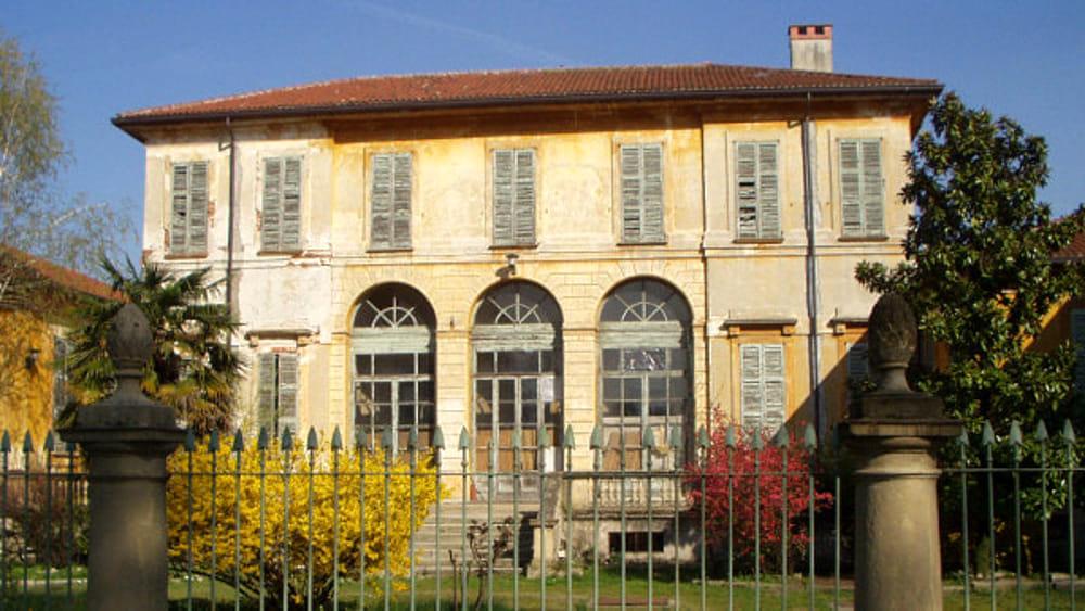 L'Agenzia del Demanio mappa in BIM Villa Mirabellino a Monza