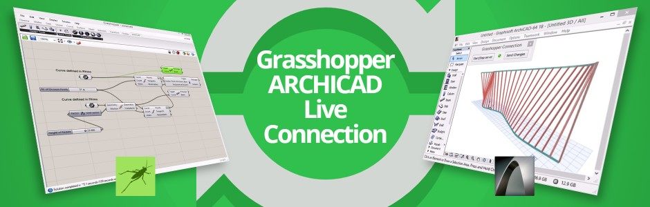 Grasshopper – ARCHICAD Live Connection è disponibile anche per Mac