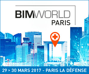 BIM World 2017: il mondo del BIM si incontra a Parigi