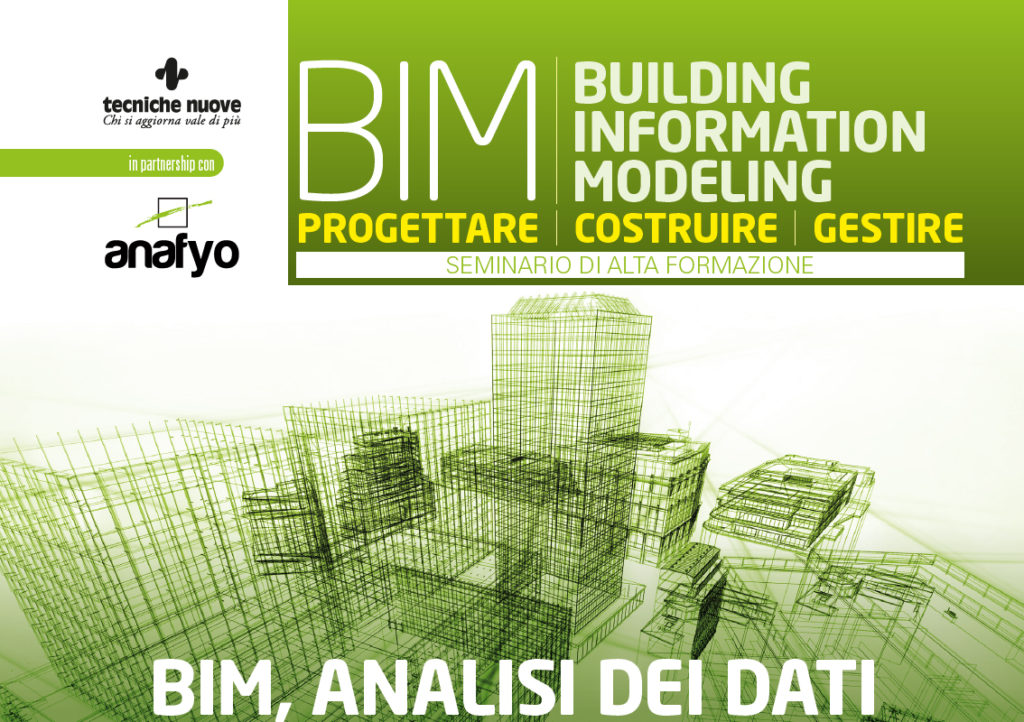BIM e analisi dei dati