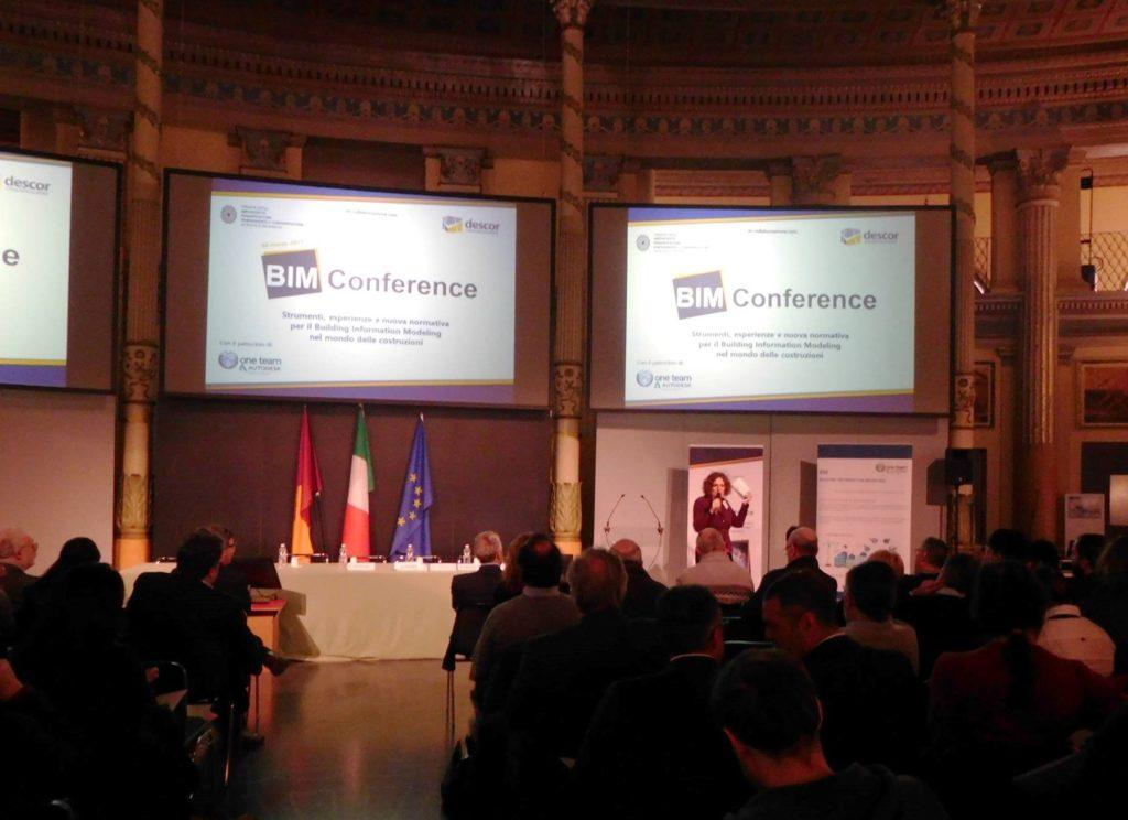 A Roma la BIM Conference 2017