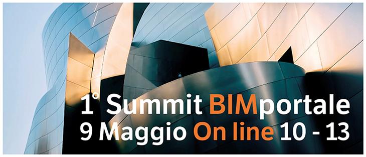 Guarda la registrazione del 1° Online Summit di BIMportale: il webinar dedicato alla realtà e alle prospettive del BIM