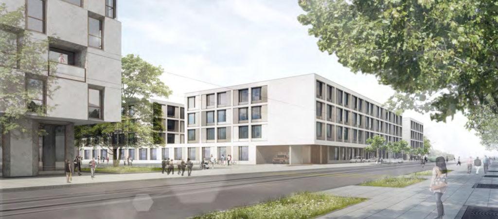 Il nuovo Ospedale di Basilea adotta il BIM