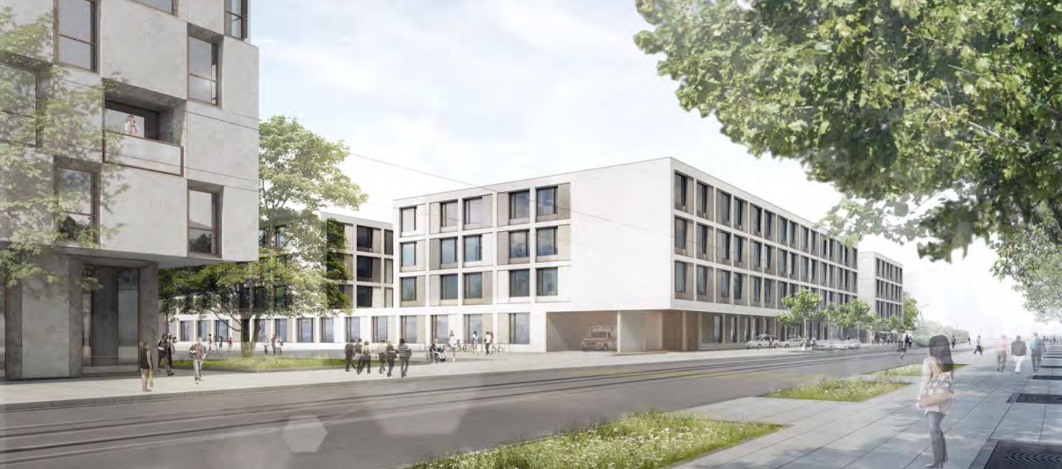Le Campane Di Basilea.Il Nuovo Ospedale Di Basilea Adotta Il Bim Bim Portale