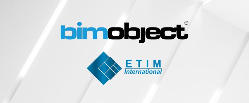 BIMobject integra lo standard ETIM
