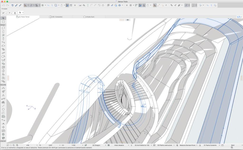 ARCHICAD 21: uno sguardo a nuovi strumenti e funzionalità