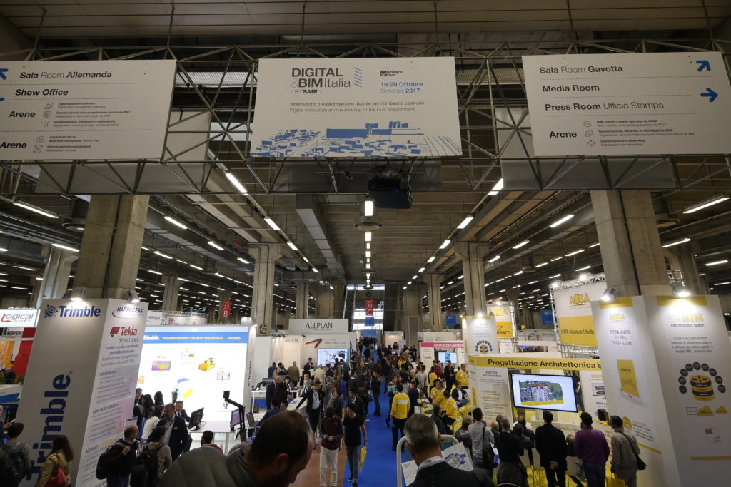 DIGITAL&BIM Italia: un esordio di successo