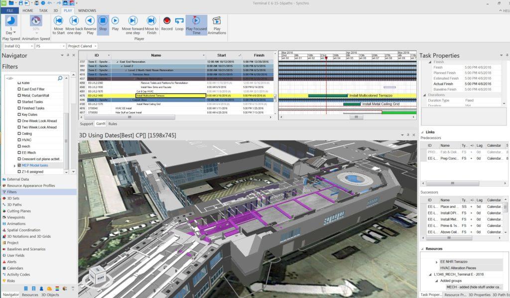 BIM e cantiere. Il 4D per la pianificazione e la gestione del processo costruttivo
