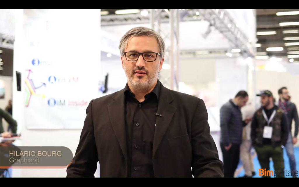 I video di BIMportale: fra gli stand di DIGITAL&BIM Italia con Hilario Bourg