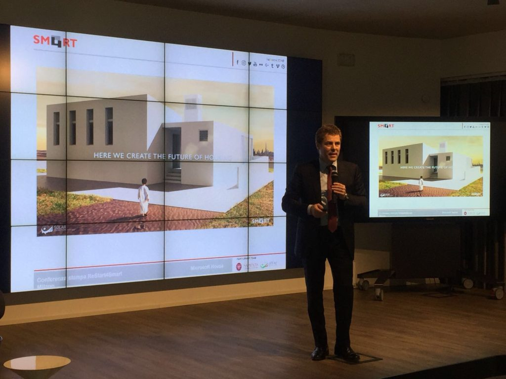 La casa del futuro in gara al Solar Decathlon Middle East 2018