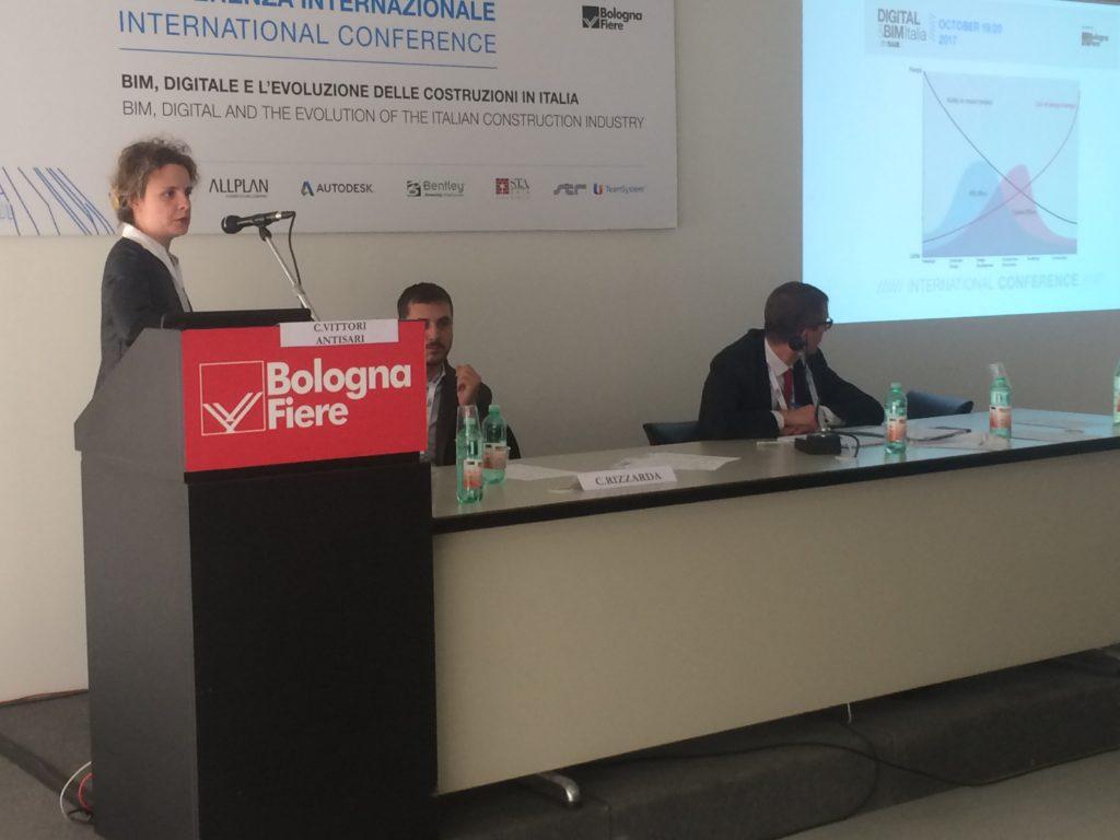 La digitalizzazione nella costruzione e nella gestione del patrimonio italiano