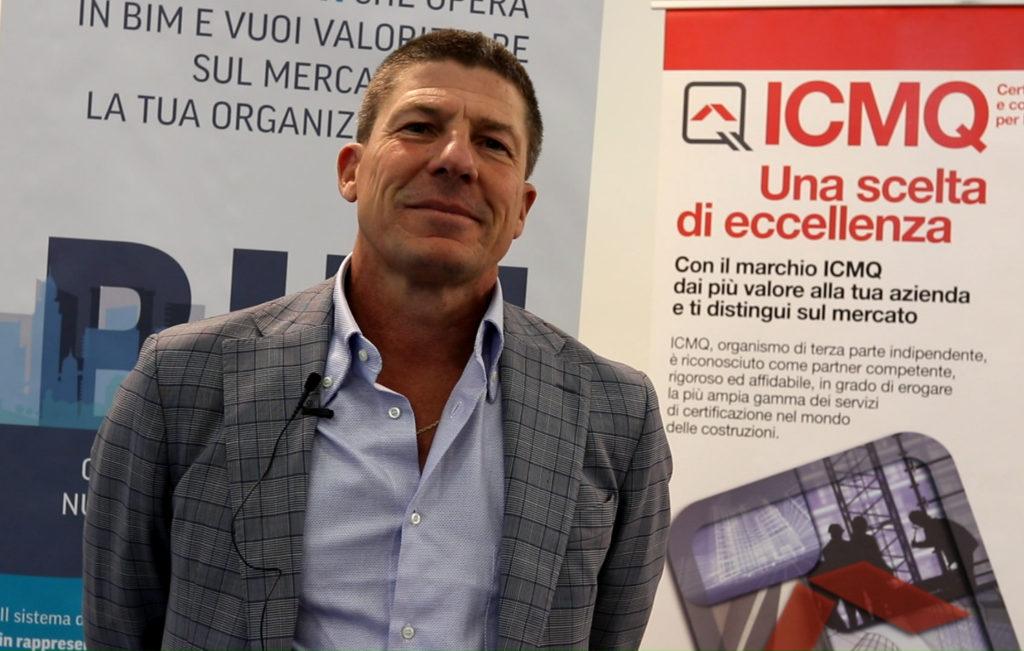 Lorenzo Orsenigo, ICMQ: certificare le professionalità