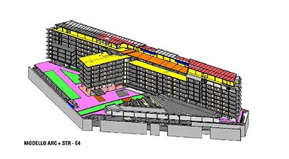 Gestione del Lifecycle del complesso immobiliare Europarco