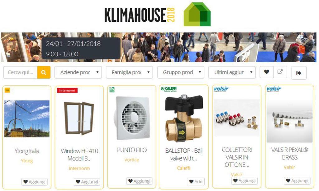 BIMobject ancora a Klimahouse