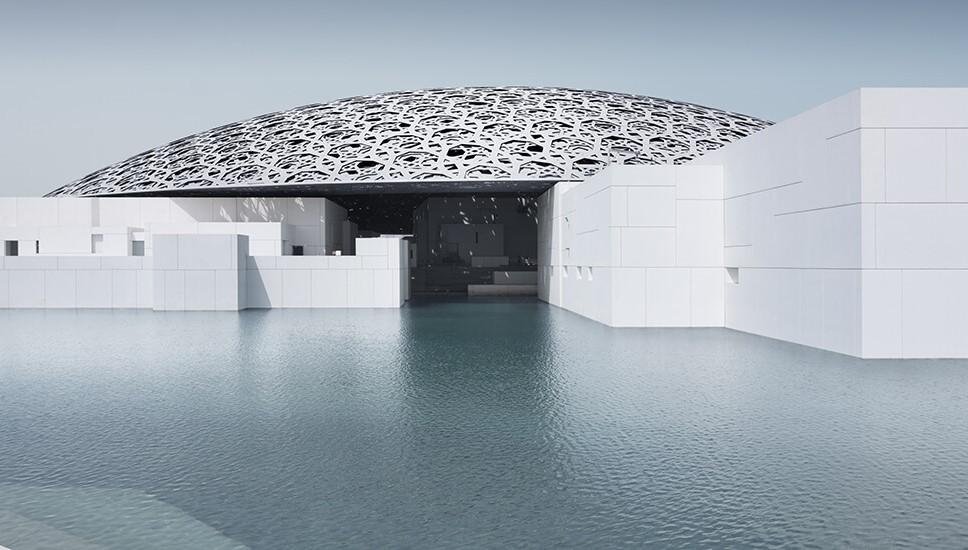Il Louvre Abu Dhabi parla il linguaggio del BIM