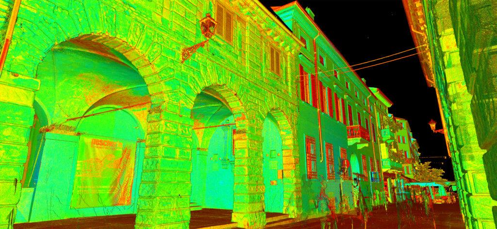 Rilievo e restauro: il passato in 3D