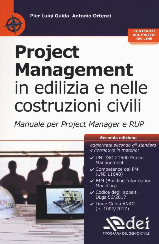 Project Management in edilizia e nelle costruzioni civili – Seconda edizione