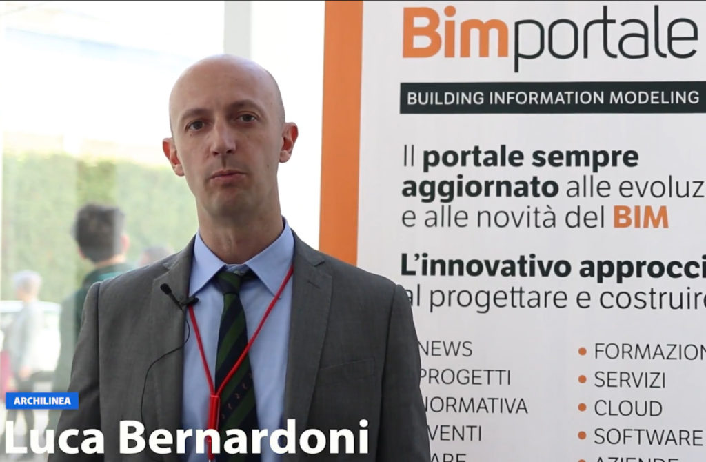 I video di BIMportale: Luca Bernardoni di Archilinea presenta il nuovo stabilimento Lamborghini a Talks 2018
