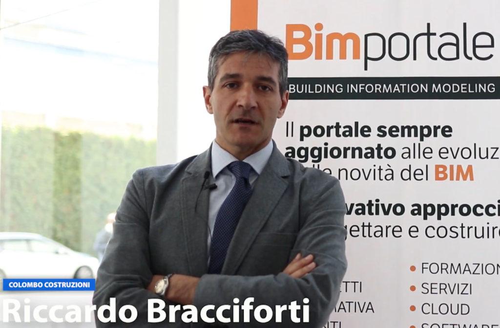 I video di BIMportale: Riccardo Bracciforti di Colombo Costruzioni presenta il progetto The Market a Talks 2018