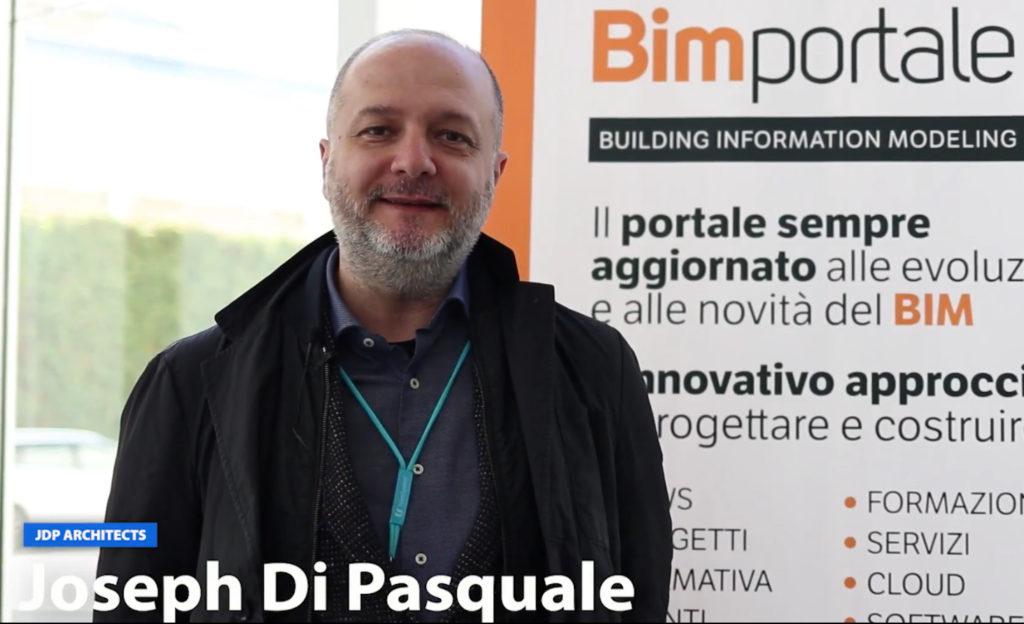 I video di BIMportale: Joseph di Pasquale di JDP Architects parla del nuovo quartiere Chorus Life di Bergamo a Talks 2018