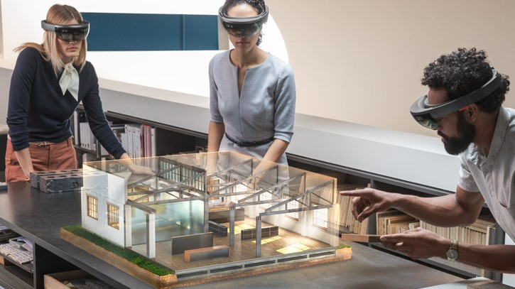 Una partnership per la Mixed Reality