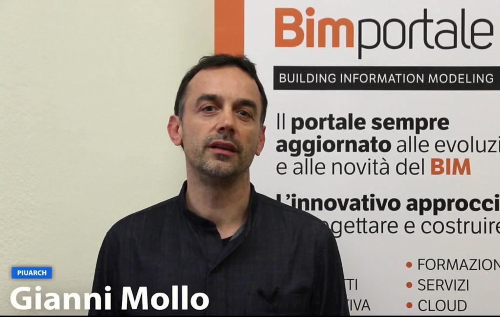 I video di BIMportale: Gianni Mollo di Piuarch parla della nuova Fabbrica Fendi a Talks 2018