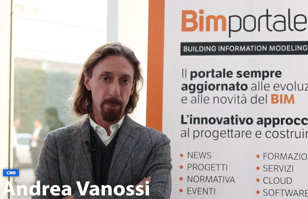 I video di BIMportale: Andrea Vanossi di CMB presenta il progetto Torri Citylife a Talks 2018