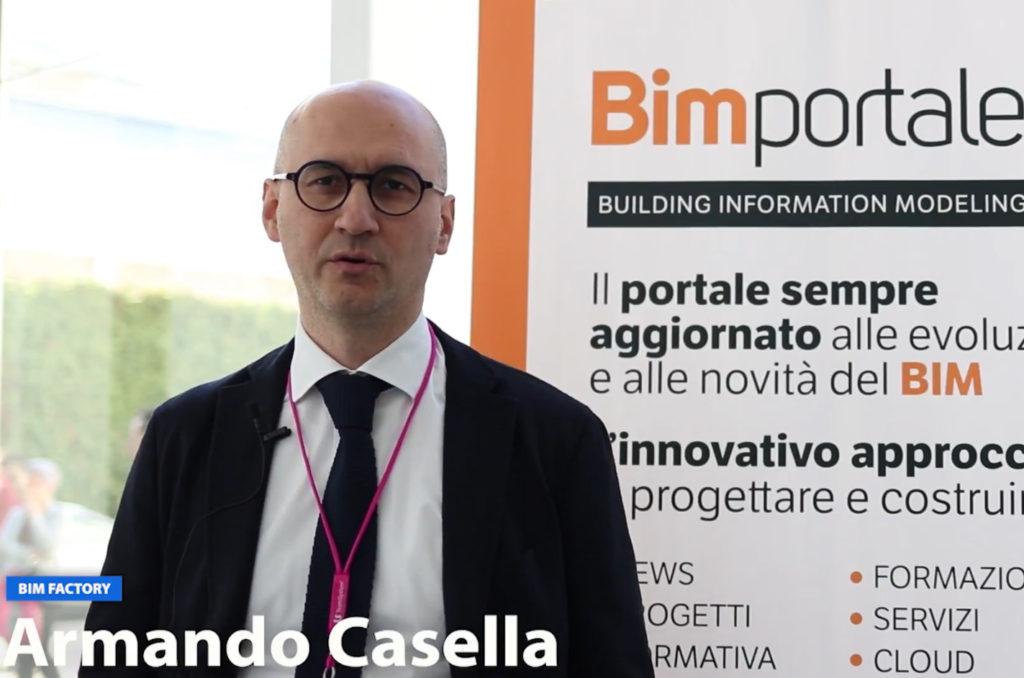 I video di BIMportale: Armando Casella di BIMFactory parla di Heritage BIM a Talks 2018
