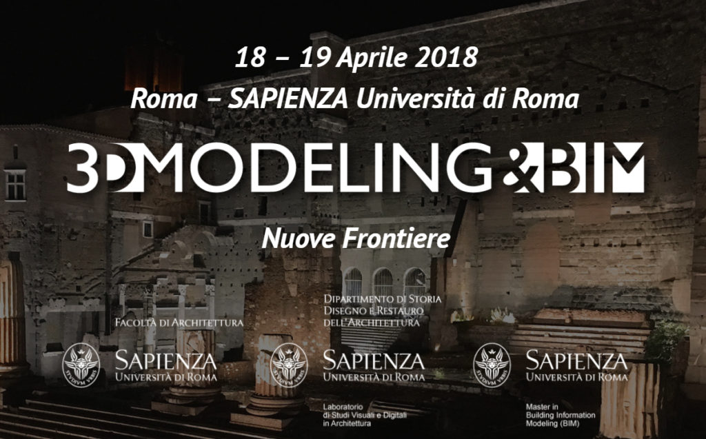 3D Modeling e BIM: Nuove Frontiere