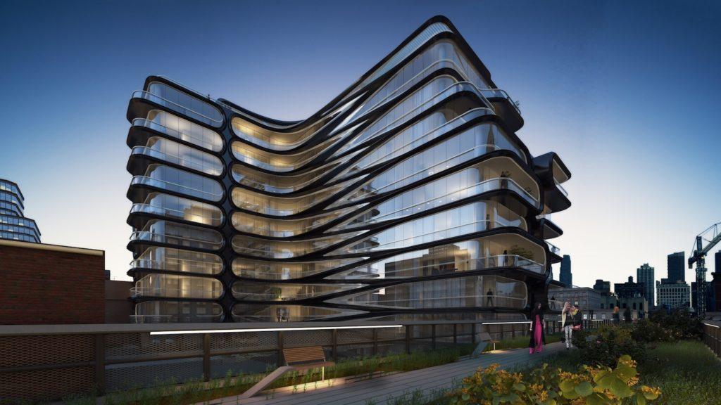 Zaha Hadid Architects e Stahlbau Pichler firmano la skyline newyorkese
