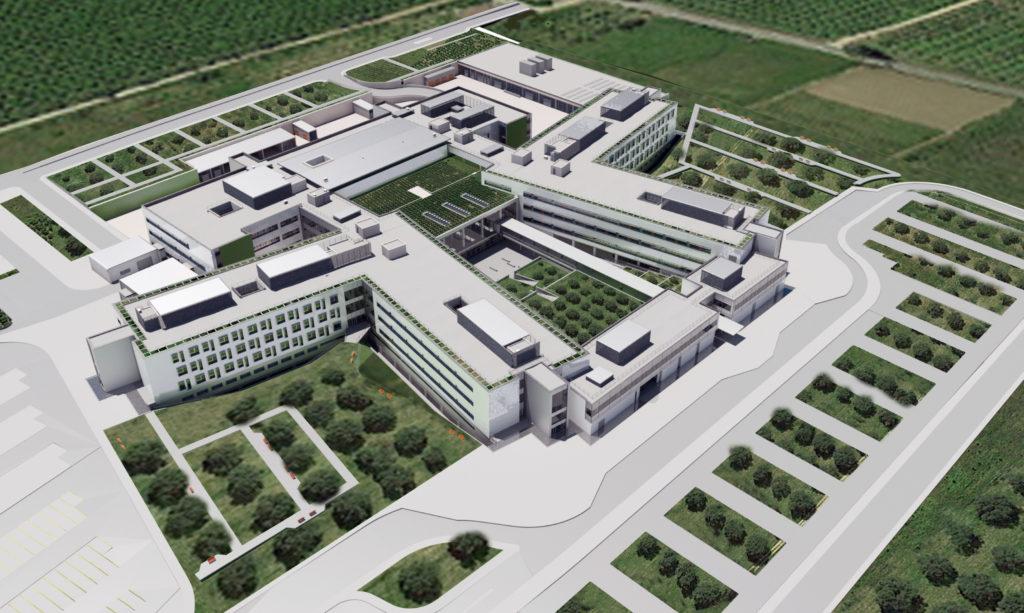L'ospedale di Sibaritide