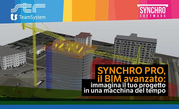 Synchro PRO: il BIM avanzato