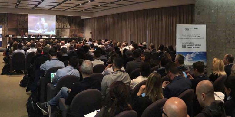 One Team BIM Conference 2018: il Building Information Modeling nei settori pubblico e privato