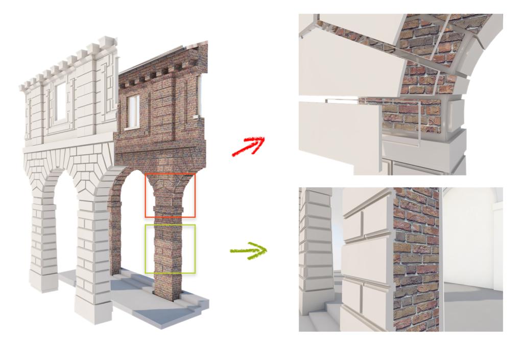 La traduzione della complessità del costruito storico nel modello HBIM