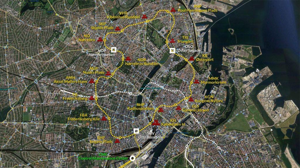 Cityringen Project