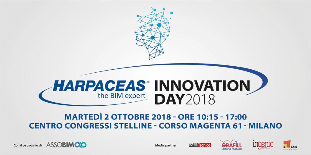 Harpaceas Innovation Day: la digitalizzazione del progetto è una realtà di successo