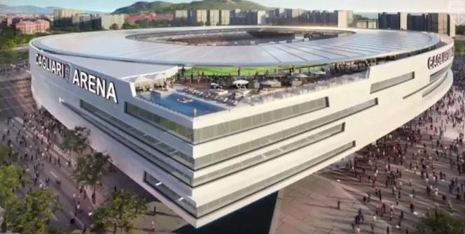 Il BIM scende in campo per il nuovo stadio di Cagliari